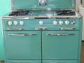 Retro kitchen oven 5