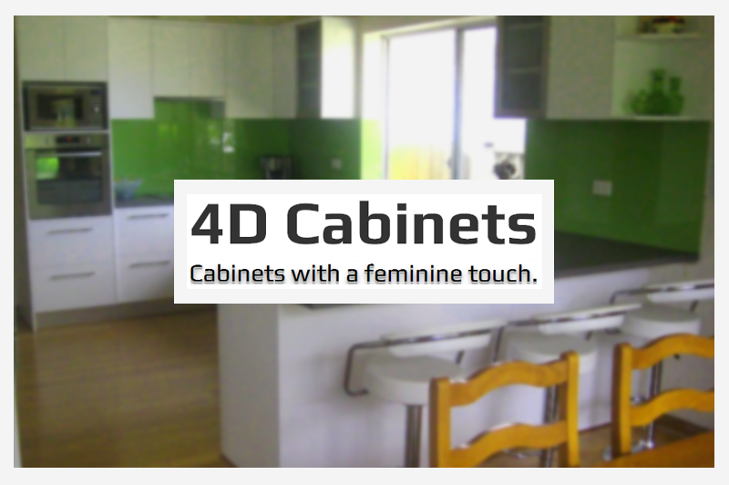 4D Cabinets