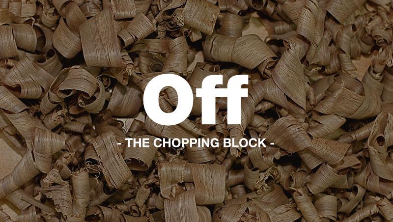 goCabinets Chopping Block