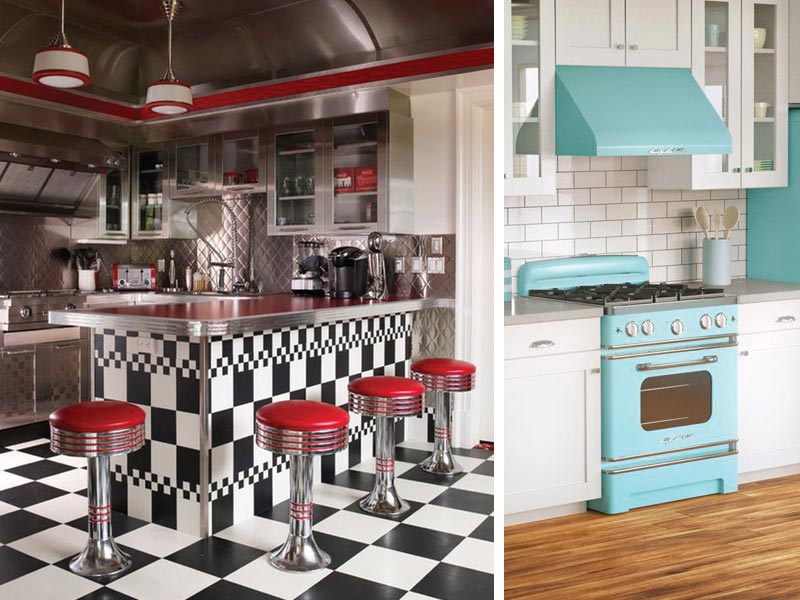 Retro Kitchen Featured Image