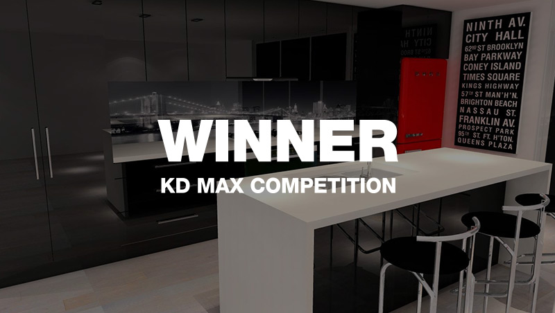 Winner KD Max Competition