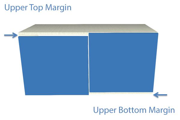 Top Bottom Margin