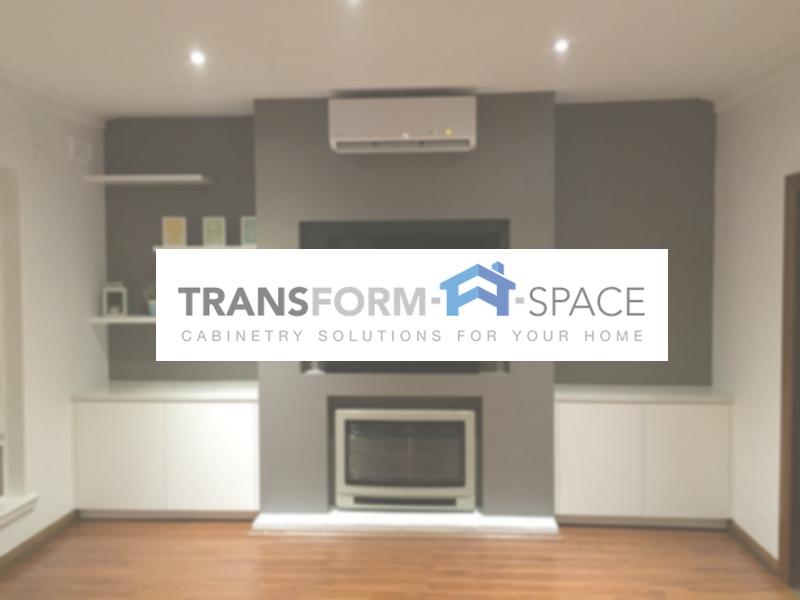 transform-a-space goCabinets logo
