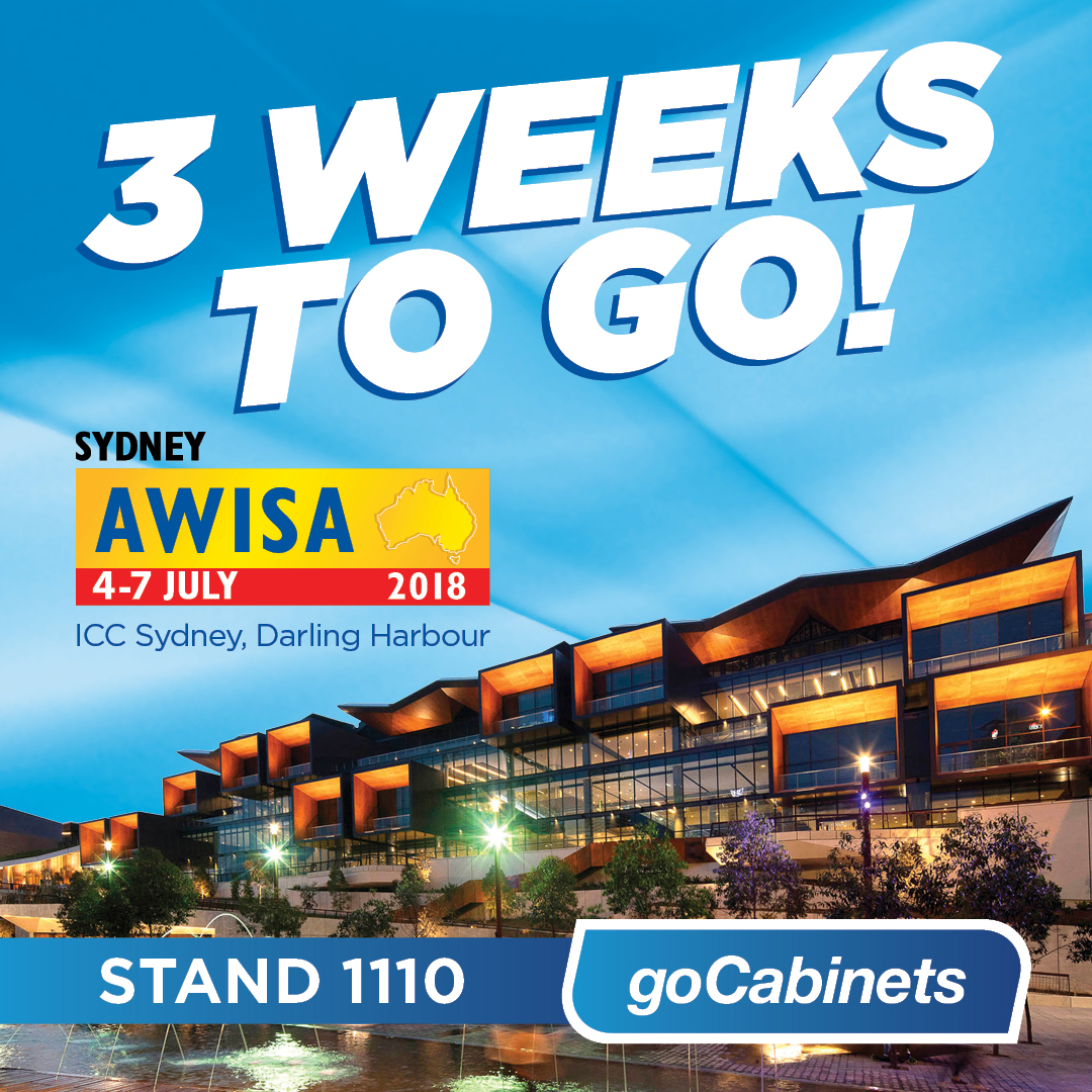 3 weeks until AWISA