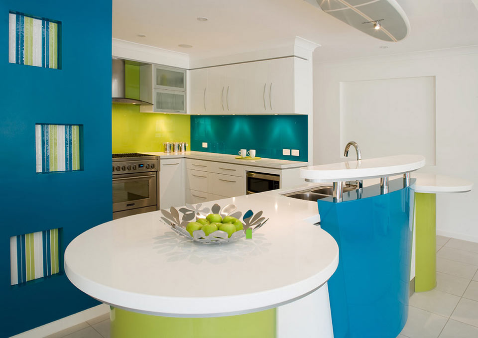 Colourful Kitchens Gocabinets Online Cabinetry